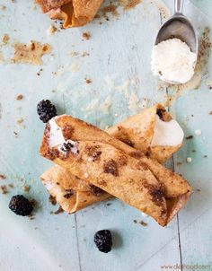 Ice Cream Chimichangas, How to Make Them for Cinco de Mayo: BA Daily