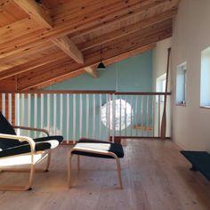 男の趣味部屋/照明/椅子/ロフト/IKEA/北欧…などのインテリア実例 - 2015-04-14 13:39:41 | RoomClip(ルームクリップ)