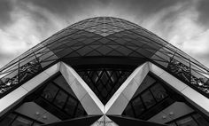 The Gherkin 4 - the Gherkin Tower in London, England Gherkin London, London England, Canopy, Opera House, Monochrome, Louvre, Tower, Architecture, Building