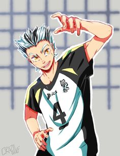 Bokuto by Craziiwolf