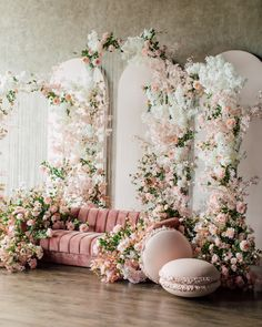 White Wedding Decorations, Engagement Decorations, Backdrop Decorations, Backdrops, Backdrop Ideas, Decor Wedding, Wedding Backdrop Design, Wedding Stage Design, Wedding Stage Backdrop