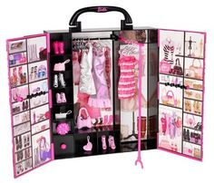 Barbie – X5357 – Accessoire pour Poupée – Fashionistas – Dressing de Rêve | Your #1 Source for Toys and Games