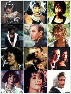 """""""The Bodyguard"""", her 1st movie role"""