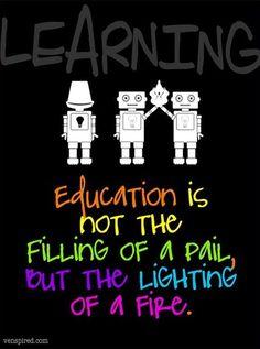 Education quote via www.Venspired.com and www.Facebook.com/Venspired
