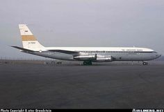 Indonesian Boeing 707-3M1C aircraft picture