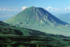 Mountain of God | Nature Discovery » Oldony'o Lengai, Maasai Mountain of God