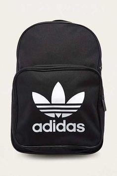 adidas Originals Classic Trefoil Black Backpack