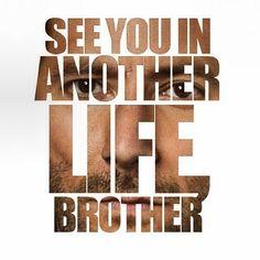 """""""Auguri fratello, a un'altra vita"""" #Lost #Desmond"""