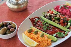 Turkish Meze Platter