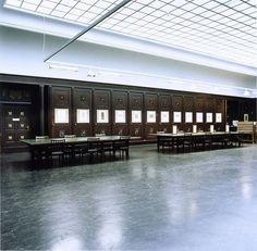 Candida Höfer, Hamburger Kunsthalle III
