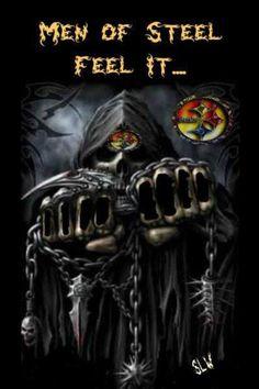 Men of Steel.....