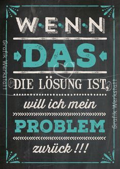 Das Problem Das The post Das Problem appeared first on Werkstatt ideen. Girly Quotes, Funny Quotes, How To Write Calligraphy, Susa, Funny Facts, True Words, Words Quotes, Hand Lettering, Best Quotes