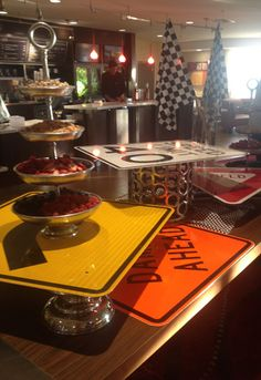 Steal This: Motor-head Themed Event | Catersource