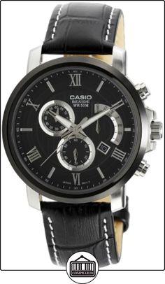 Casio BEM-507BL-1AVDF - Reloj para hombres de  ✿ Relojes para hombre - (Gama media/alta) ✿
