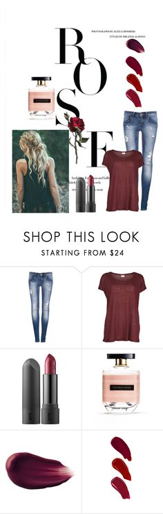 """#8"" by picturemedead ❤ liked on Polyvore featuring Pull&Bear, VILA, Victoria's Secret, Hourglass Cosmetics and Ellis Faas"