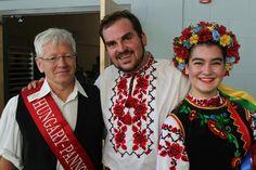 The Spirit of the Ukrainian Pavilion