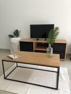 Floating Nightstand, Patio, Table, Oslo, Furniture, Home Decor, Wood, Barrel Furniture, Custom Furniture