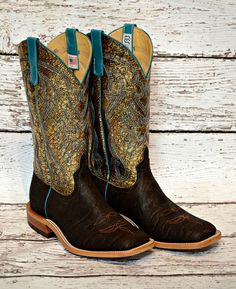 2042L Chocolate Elephant Anderson Beans Wedding boots