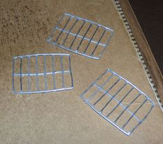 Kyle Lefort (the blog): Mini Wire Shelving Tutorial