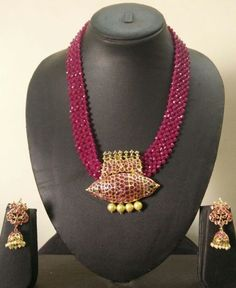 UNCUT SET - Jewellery