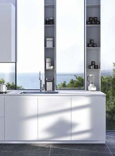 The Cut Kitchen - total #white