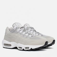 63a3b12d Кроссовки Nike Air Max 95 Granite/White/Black Article: 609048-058 Release:  2015