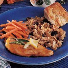 Honey-Dijon Chicken Recipe | Taste of Home Recipes