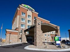 Denver (CO) Holiday Inn Express Hotel and Suites Denver East Peoria Street United States, North America Holiday Inn Express Hotel and Suites Denver East P is conveniently located in the popular Montbello area. Both business travelers and tourists can enjoy the hotel's facilities and services. Take advantage of the hotel's free Wi-Fi in all rooms, 24-hour front desk, facilities for disabled guests, Wi-Fi in public areas, car park. Designed for comfort, selected guestrooms offer...