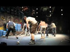 STOMP Live! Part 1 - Brooms! To check out the groups current performances, go to http://www.stomponline.com/