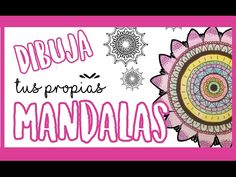 TÉCNICAS FÁCILES PARA DIBUJAR MANDALAS - Zentangle Art | Gemma Ames - YouTube
