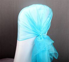 Cheap chair step, Buy Quality chair cafe directly from China chair toy Suppliers:  100pcs Organza turquoise Chair Cover Sash For Wedding /Banquet Decoration     Welcome to weddin