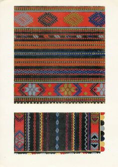 Popular Embroidery Designs From book: Portul Popular Romanesk (Romanian Folk Embroidery) Folk Embroidery, Learn Embroidery, Floral Embroidery, Embroidery Patterns, Machine Embroidery, Butterfly Embroidery, Learning To Embroider, Antique Quilts, Satin Stitch