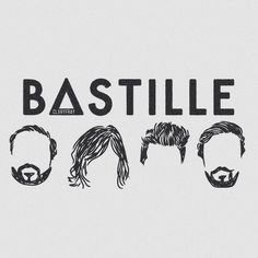 BASTILLE have this on a t shirt from an amazing friend <3