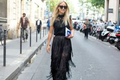Diego Zuko is in the City of Light for the haute couture collections to bring you all the best street style moments.