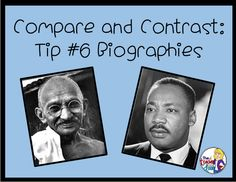 "compare and contrast gandhi and dr Large collections of articles on and by gandhi on various issues, relevance of gandhi  and god put me through the test during that journey,"" he told dr."