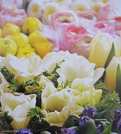 Frühlingsblumen - #Flower #Design by Brigitte von Boch #bevonboch