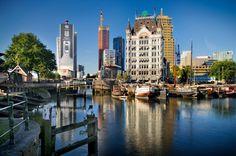 Ça va te donner envie de t'envoler à l'autre bout du monde! | Rotterdam, Pays-Bas