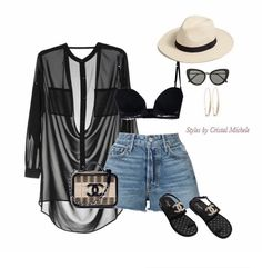 Exploring the island! Cute Travel Outfits, Cute Summer Outfits, Short Outfits, Classy Outfits, Chic Outfits, Spring Outfits, Fashion Outfits, Womens Fashion, Summer Clothes