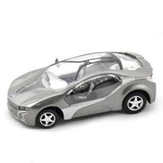 1:43 Remote Radio Controlled Racing Car Silver