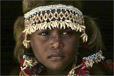 Solomon Islands People | the Lau people in traditional dress, Sulufou Island, Solomon Islands ...