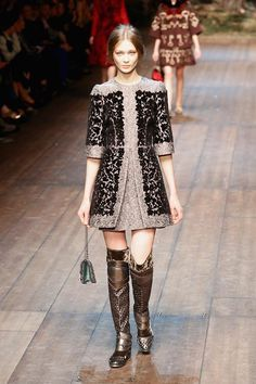 Dolce & Gabbana's Beautiful Fairy Tale Collection Will Mesmerize You With Keys And Owls