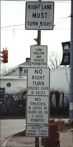 Funny Road Signs 3