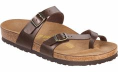 ca33c8e5c177a1 Birkenstock Mayari in toffee T Strap Sandals