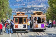 Visit San Francisco on a budget. Don't let myths about this city being too expensive prevent your visit. Check out some money saving tips.