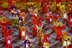 Rio 2016 opening ceremony | National Post