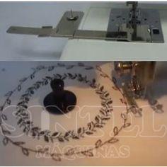 Aparelho para costuras circulares Janome 9900 - JN202135007
