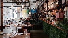 Essen und Trinken in Frankfurt | SWISS