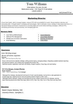 in this presentation presents the best resume format 2016 if you
