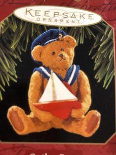21 Vintage Mcconnell Hallmark Christmas Bears Ideas Christmas Bear Hallmark Christmas Hallmark