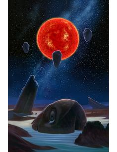 Eric Lofgren Presents: Alien Red Sun - Misfit Studios | Eric Lofgren | Publisher Resources | DriveThruRPG.com Red Sun, White Wolf, Stock Art, Art File, Misfits, All Art, Art Images, Presents